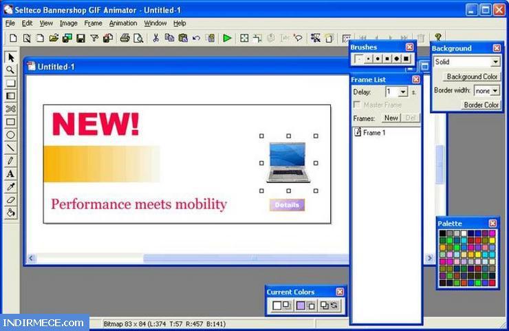 Bannershop GIF Animator 5.0.8.